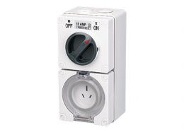 Industrial Combination switch socket